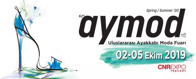 معرض الاحذية ايمود AYMOD 2019 في اسطنبول – رند كارجو