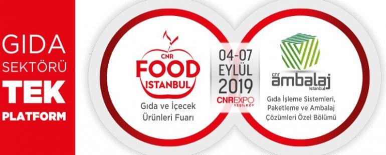 معرض المشروبات والمنتجات الغذائية وتقنيات تصنيع الاغذية FOOD 2019