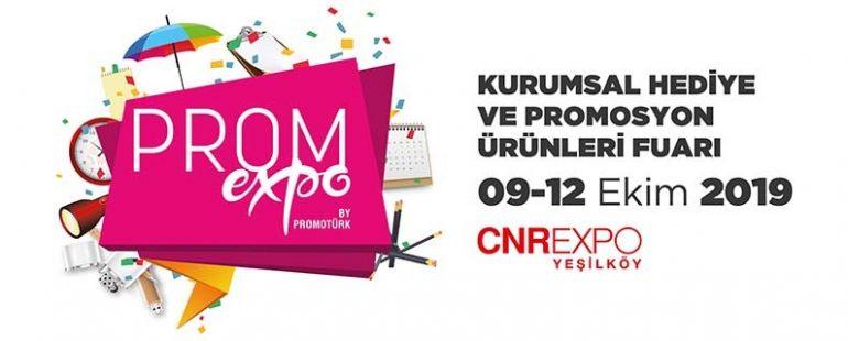 معرض بروم اكسبو لترويج المنتجات والهدايا PROMEXPO 2019 في اسطنبول