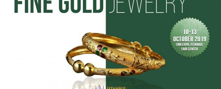 معرض المجوهرات JEWELRY SHOW 2019 في اسطنبول