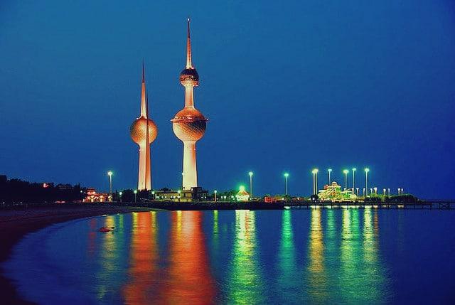 شحن إلى الكويت