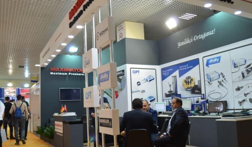 معرض معدات اختبار السيارات والبرمجيات الصناعية KALİTE 2019 في اسطنبول