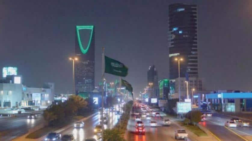 الشحن إلى السعودية