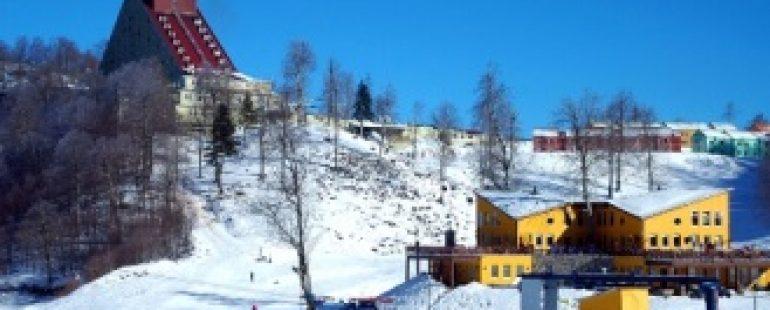 مناطق سياحية تركية في الشتاء