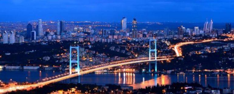 تركيا السياحة و التجارة