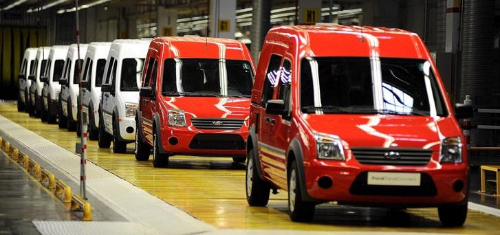 صناعة السيارات التركية